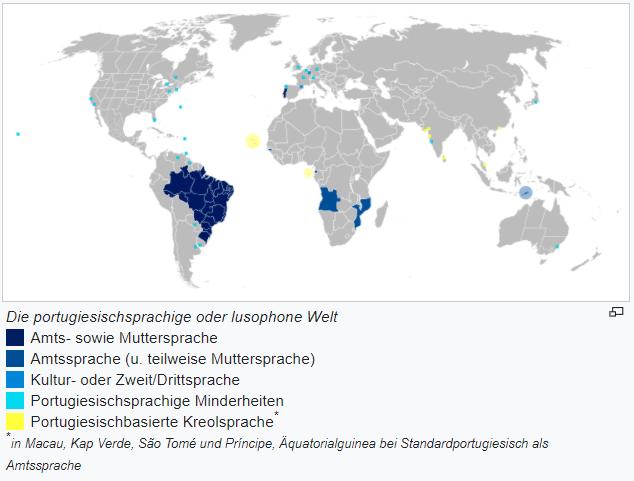 Portugiesisch Sprachkurse